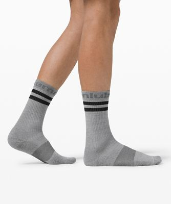 Daily Stride Crew Sock *3 Pack