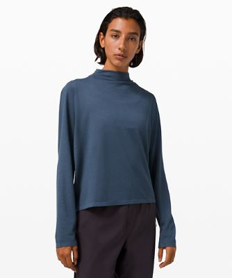 LAB Sarvada Mock Neck