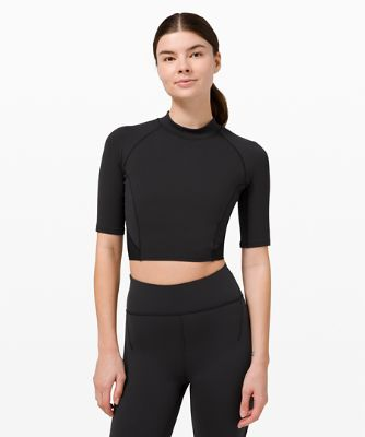 Everlux™ and Mesh Cropped SS