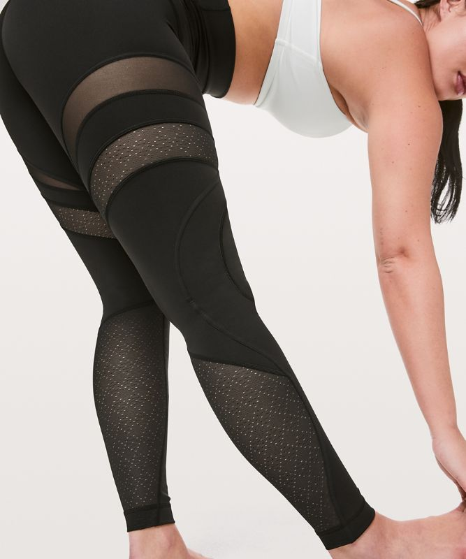 Legging Wunder Under Taille Haute *Maille