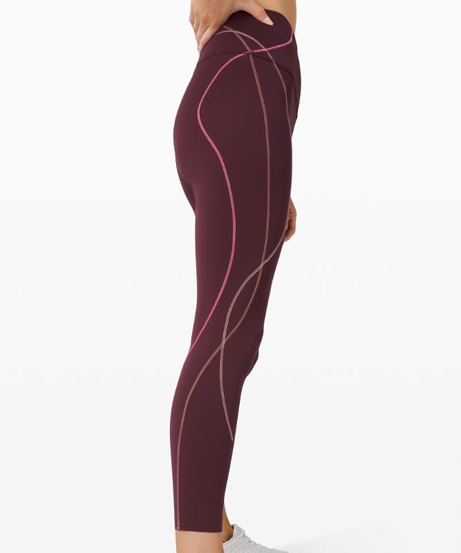 Contoured Curves Tight