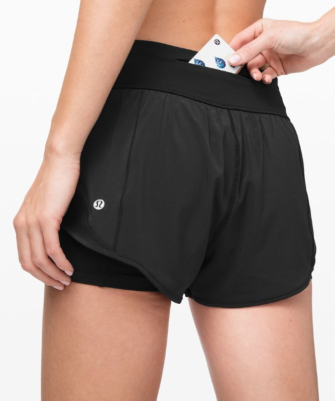 """Hotty Hot Low-Rise Short 4"""" *Nulux"""